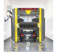 Kartáčové mycí linky pro automobily
