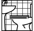 Prostředky na mytí sanitárních zařízení