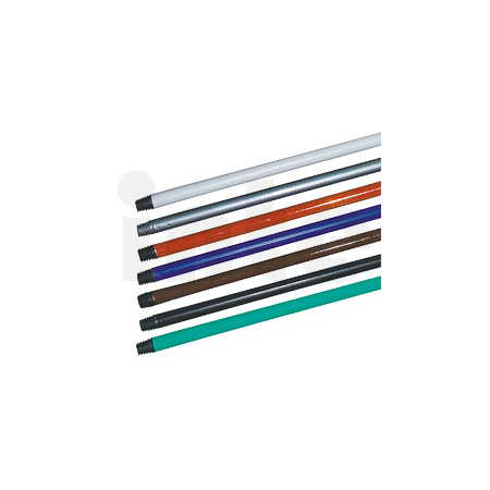 Hliníková násada chromová 130 cm