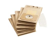 KÄRCHER Papírové filtrační sáčky pro A 2701, A 2731 PT, A 2801 (5 ks+1 mikrofiltr)