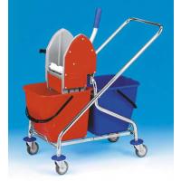 EASTMOP REKORD 2x17 l sklapovací úklidový vozík