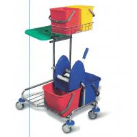 EASTMOP JOOKY PICCOLO II úklidový vozík - 2 kbelíky, držák pytle