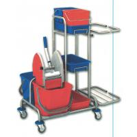 EASTMOP KOMBI JOOKY II E úklidový vozík - 2 kbelíky, držák pytle