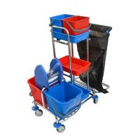 EASTMOP KOMBI JOOKY II úklidový vozík - 2  kbelíky, držák pytle