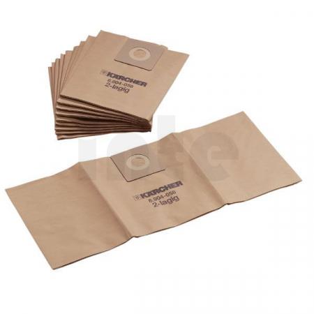 KÄRCHER Papírové filtrační sáčky zesílené NT 35/1, NT 25/1, NT 362 Eco, NT 361 Eco (5ks)