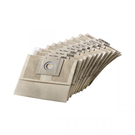 KÄRCHER Papírové filtrační sáčky BV 5/1 (10 ks)