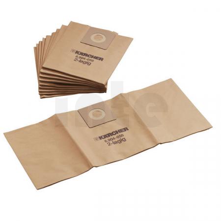 KÄRCHER Papírové filtrační sáčky CV 66/2, CV 85/2 (10 ks)