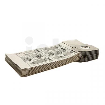 KÄRCHER Papírové filtrační sáčky CV 30/1, CV 38/1, CV 38/2, CV 48/2 (10 ks)