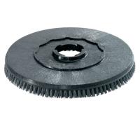 Kotoučový kartáč Kärcher - tvrdý - průměr 200 mm (černý)
