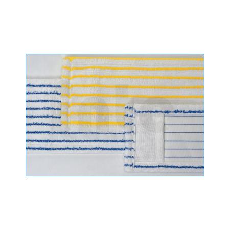 Mikro mop FLIPPER 50 cm bílo-žlutý