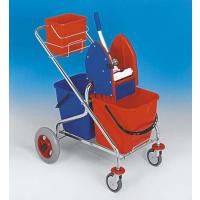 EASTMOP REKORD 2x17 METRO sklapovací úklidový vozík - kbelík