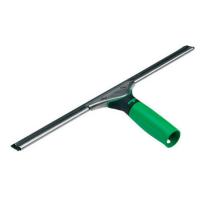 "UNGER - ErgoTec®-stěrka; 25cm/10"", komplet s tvrdou gumou, ES25H"